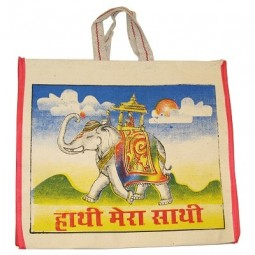Indian Cotton Bag slon-growmart