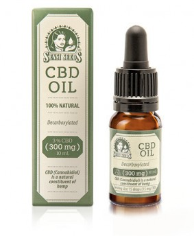 CBD Oil od Sensi Seeds
