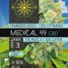 semínka marihuany Medical 49 CBD+