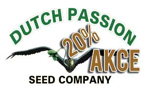 Dutch Passion akce na semena konopi growshop growmart
